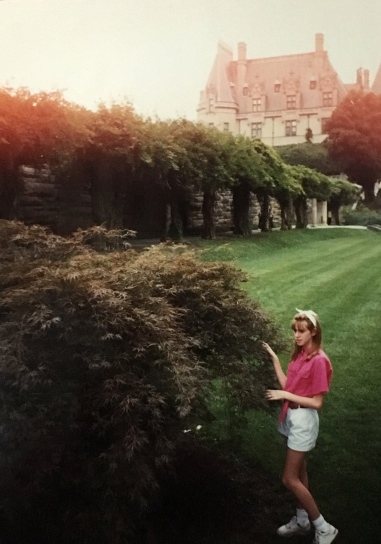 Modeling the Biltmore Estate Grounds and Some Sweet Reeboks.