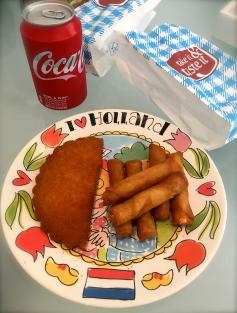 Ik hou van fried!