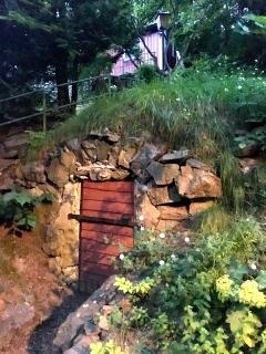 Hobbit house.