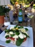 Loner's lunch in Leiden.
