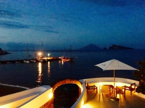 San Pietro Port.