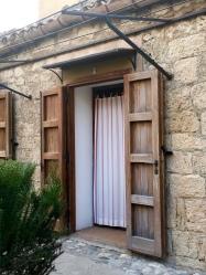 Our door.