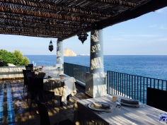 Hotel Cincotta Restaurant.